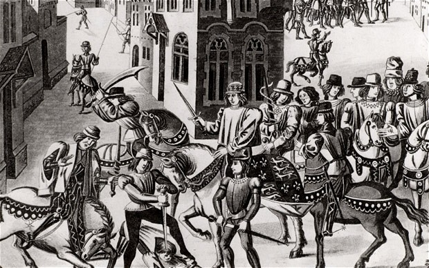 the medieval holocaust and the plague How did the black death change europe's social structure  historians have always tried to attribute this or that change in late medieval europe to the.
