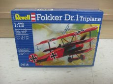 Thanks to Richthofen, the Fokker Dr. 1 Triplane kit has offered generations of model makers the opportunity to use something other than various shades of khaki.