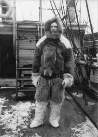 Peary: pioneer of Arctic fashion.