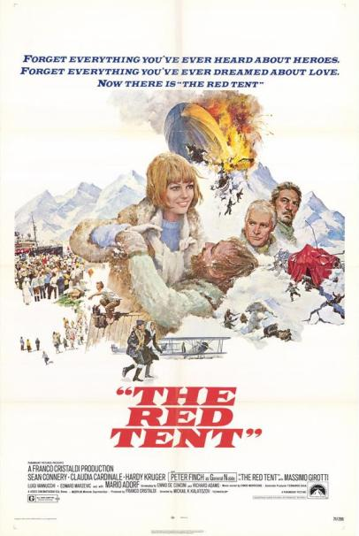 The Red Tent: a story about love, apparently.
