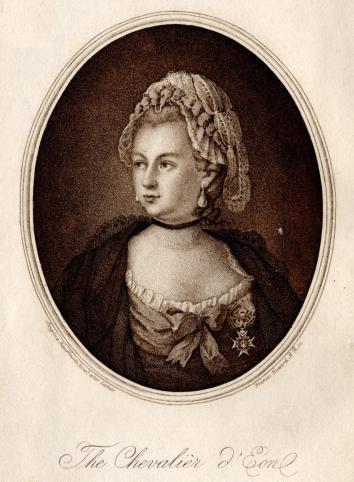 Mlle. Lia de Beaumont